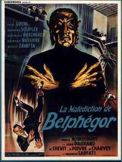 Belphégor (Partie 1/4) en streaming gratuit