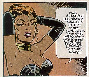 Perdue... (ou non, plutôt: seule) lol Laureline4