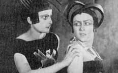 Aelita - 1924 Film Adaptation by Protozanov