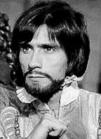 Nicolas Silberg as Bussy in a 1971 TV adaptation