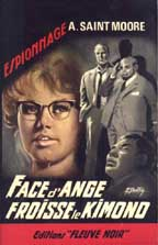 Adam Saint-Moore's Face d'Ange - Art by Gourdon