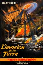 Jimmy Guieu's The Invasion of Earth
