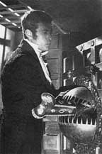 Les Habits Noirs - 1967 TV series starring J.-F. Calvé as Lecoq