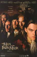 The Man in the Iron Mask - Recent Film Adaptation