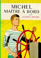 Georges Bayard's Michel - Art by Philippe Daure