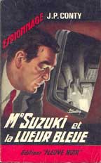 J.-P. Conty's Mr. Suzuki - Art by Gourdon