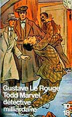 Gustale Le Rouge - Todd Marvel