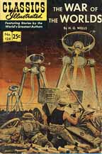 H.G. Wells' War of the Worlds (Classic Illustrated)