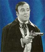Jean Topart as Sir Williams in a 1964 TV adapration of Rocambole