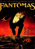 First Fantomas novel