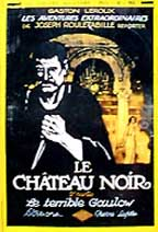 Le Chateau Noir by Gaston Leroux